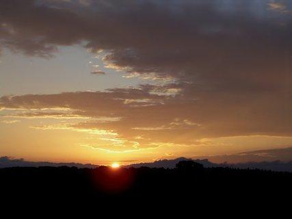 FOTKA - Sluníčko vstalo s úsměvem