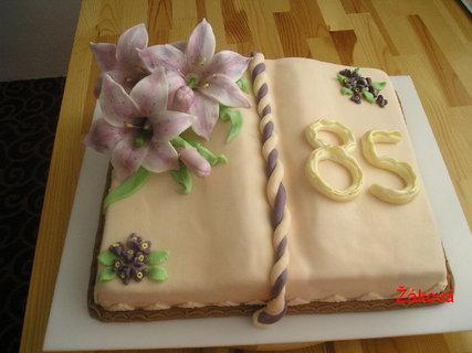 FOTKA - lilie k 85