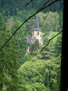 FOTKA - Kostelík v Horním Bradle