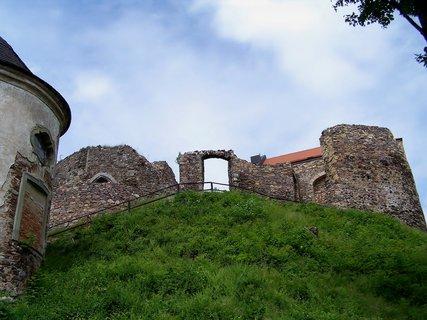 FOTKA - Trosky hradu Potštejn