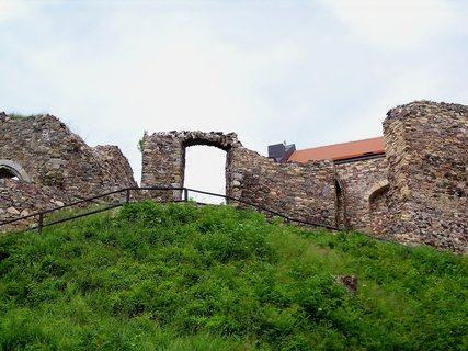 FOTKA - Trosky hradu Potštejn..