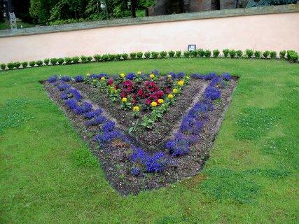 FOTKA - Zámecká zahrada Potštejn