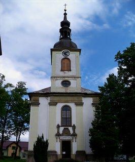 FOTKA - Kostel na Potštejně