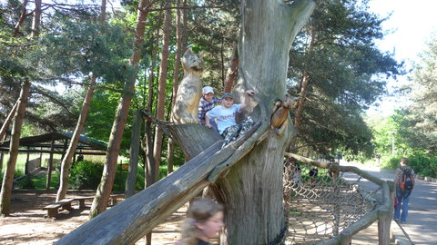 FOTKA - Mates v zooparku