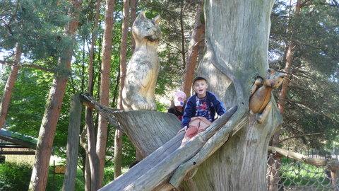 FOTKA - Adámek v zooparku