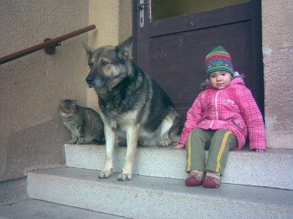 FOTKA - Šárka s kamarády