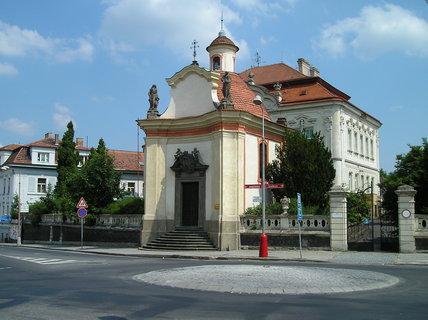 FOTKA - Roudnice n.L., Kaple sv.Viléma