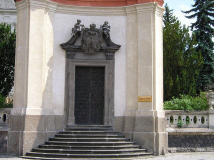 FOTKA - roudnická kaple sv.Viléma