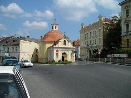FOTKA - Roudnice n.L., kaple sv.Josefa