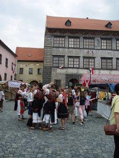 FOTKA - sobotní Slavnosti Solnéstezky v Prachaticích