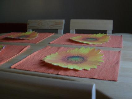 FOTKA - papírové slunečnice