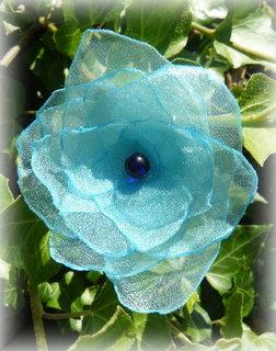 FOTKA - náušnice - květy.