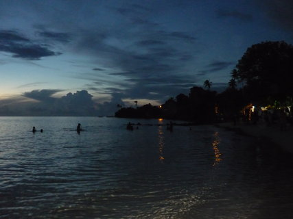 FOTKA - soumrak nad karibikem 2