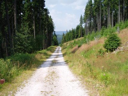 FOTKA - Krkonošská bílá cesta