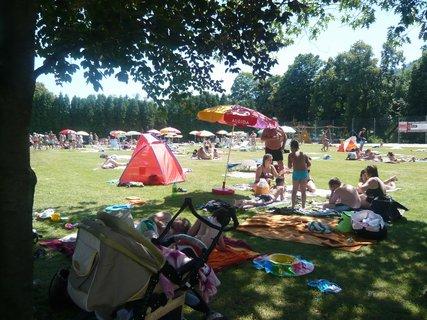 FOTKA - Dnes v akvaparku Blansko.