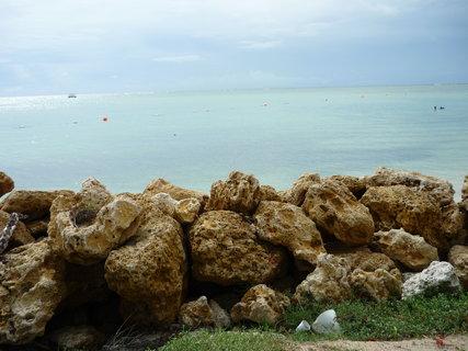 FOTKA - karibik pres kameny