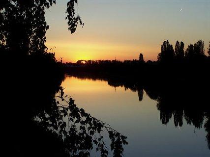FOTKA - Včerejší západ slunce 9.7.2010