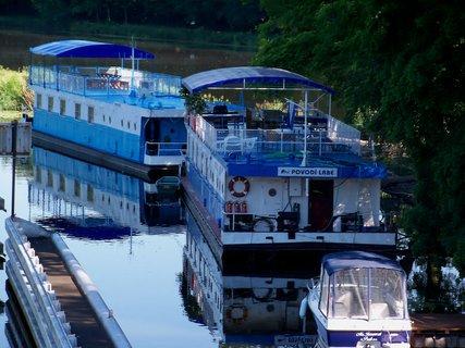 FOTKA - Výletní lodě v Poděbradech