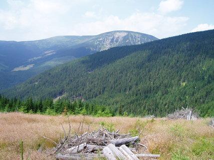 FOTKA - Pohled  směrem na Obří důl