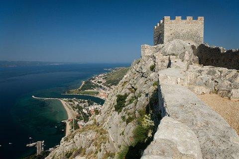 FOTKA - Hrad nad mořem