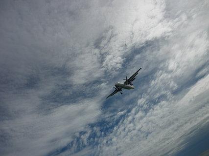 FOTKA - pristavajici letadla