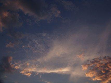 FOTKA - 15.10. po západu slunce