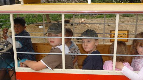 FOTKA - kluci v tramvajce