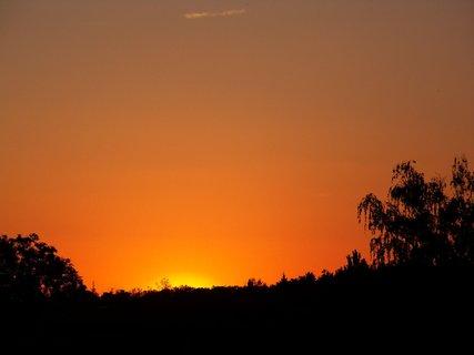FOTKA - západ 21.7.10 .,.