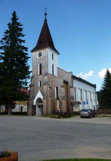 FOTKA - Kostel na Kvildě