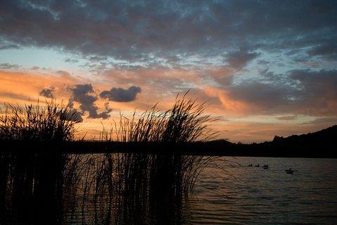 FOTKA - U rybníka