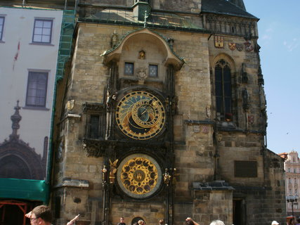 FOTKA - staroměstský orloj