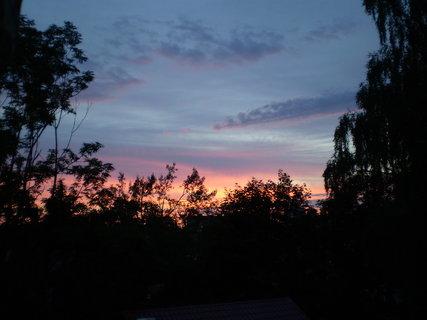 FOTKA - Včera západ slunce