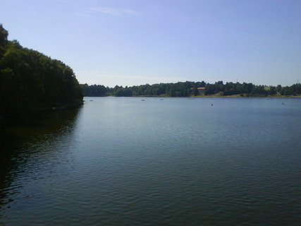 FOTKA - přehrada Seč
