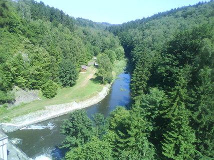 FOTKA - krásna příroda v okolí přehrady Seč