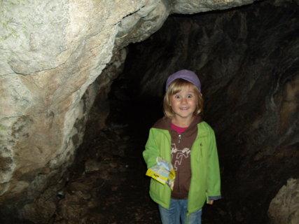FOTKA - V jeskyni Šipka