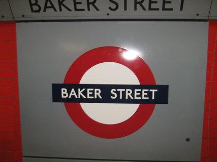 FOTKA - Londýn-Muzeum Sherlocka Holmese