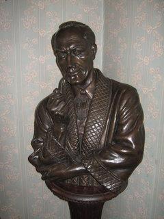 FOTKA - Londýn-Muzeum Sherlocka Holmese 4