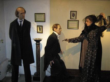 FOTKA - Londýn-Muzeum Sherlocka Holmese 6
