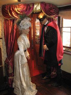 FOTKA - Londýn-Muzeum Sherlocka Holmese 7
