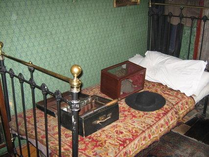 FOTKA - Londýn-Muzeum Sherlocka Holmese 10
