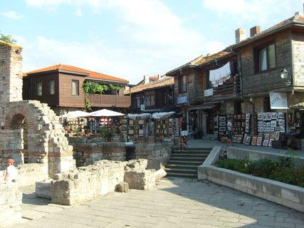 FOTKA - obchůdky v Bulharsku