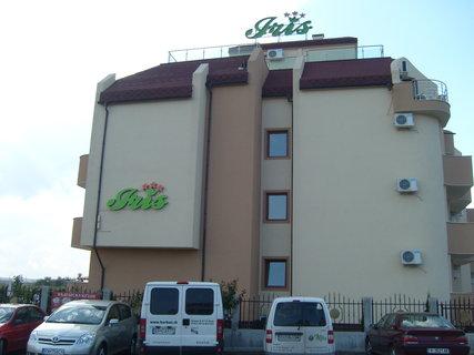 FOTKA - hotel,kde byl ubytován syn