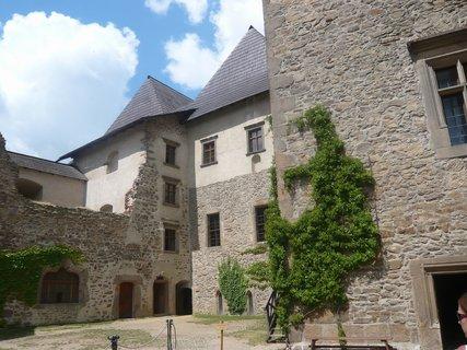 FOTKA - Lipnice nad Sázavou - hrad,,,,,