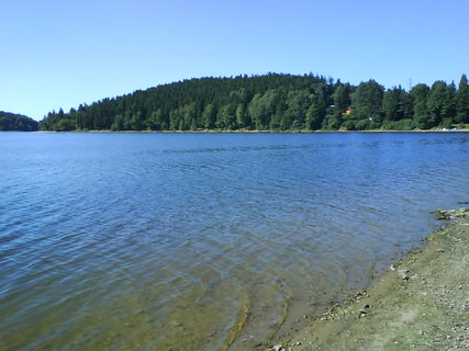 FOTKA - přehrada Seč.,