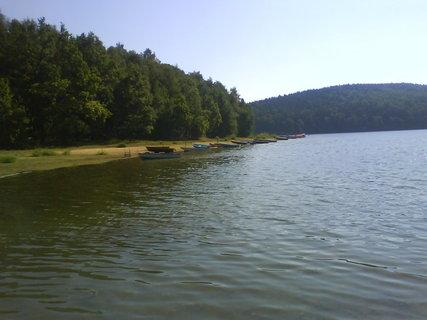 FOTKA - procházka kolem přehrady,,