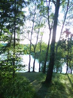 FOTKA - procházka kolem přehrady,.