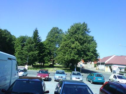 FOTKA - náměstí, město Seč