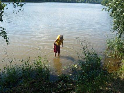 FOTKA - Domanínský rybník+