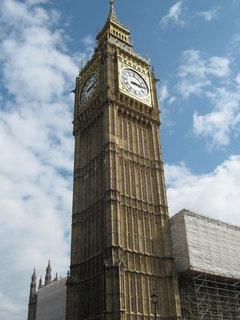 FOTKA - Londýn Big Ben