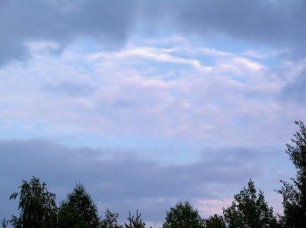 FOTKA - Několik odstínů modré